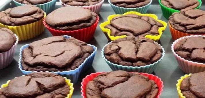 Fižolovi rjavčki (brownies)
