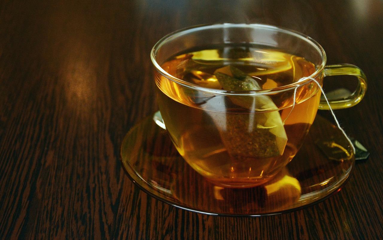 Skodelico čaja, prosim!