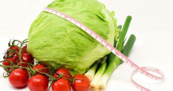 zelenjava zelje por solata paradiznik