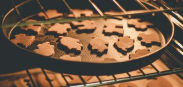 Kako naravno očistiti pečico