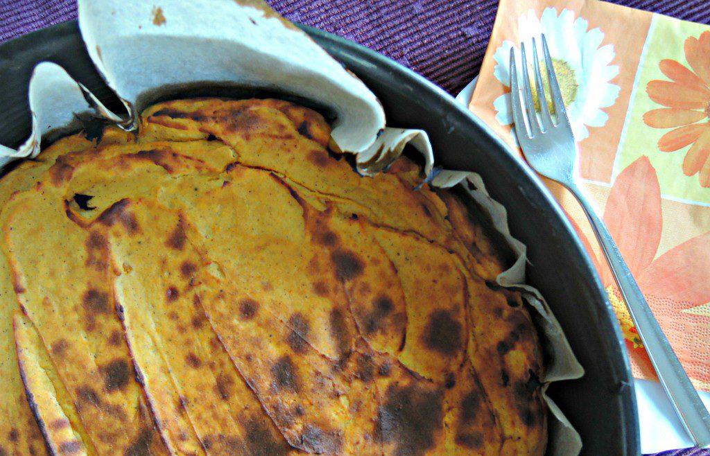 Pita iz sladkega krompirja