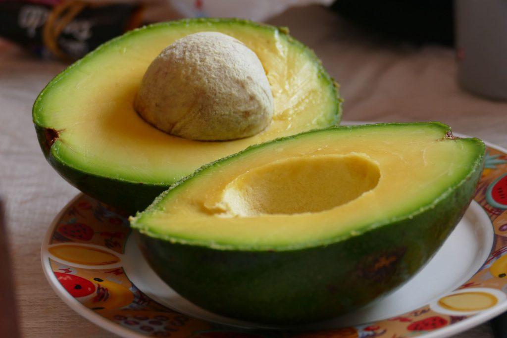 avokado - zajtrk