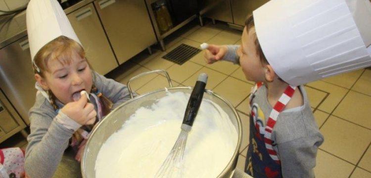 Bi rojstni dan praznovali v kuhinji?