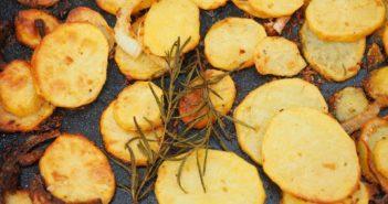 čips domači krompir