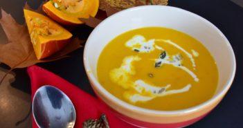 bucna juha z ingverjem