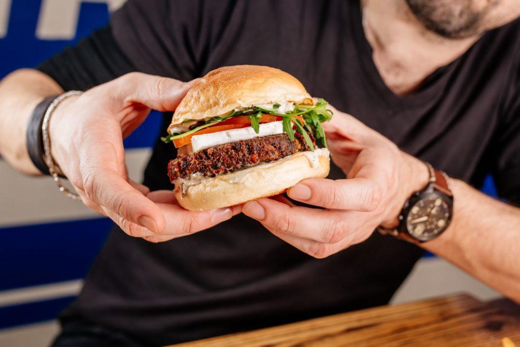Hood Burger Vegi - LeBrie