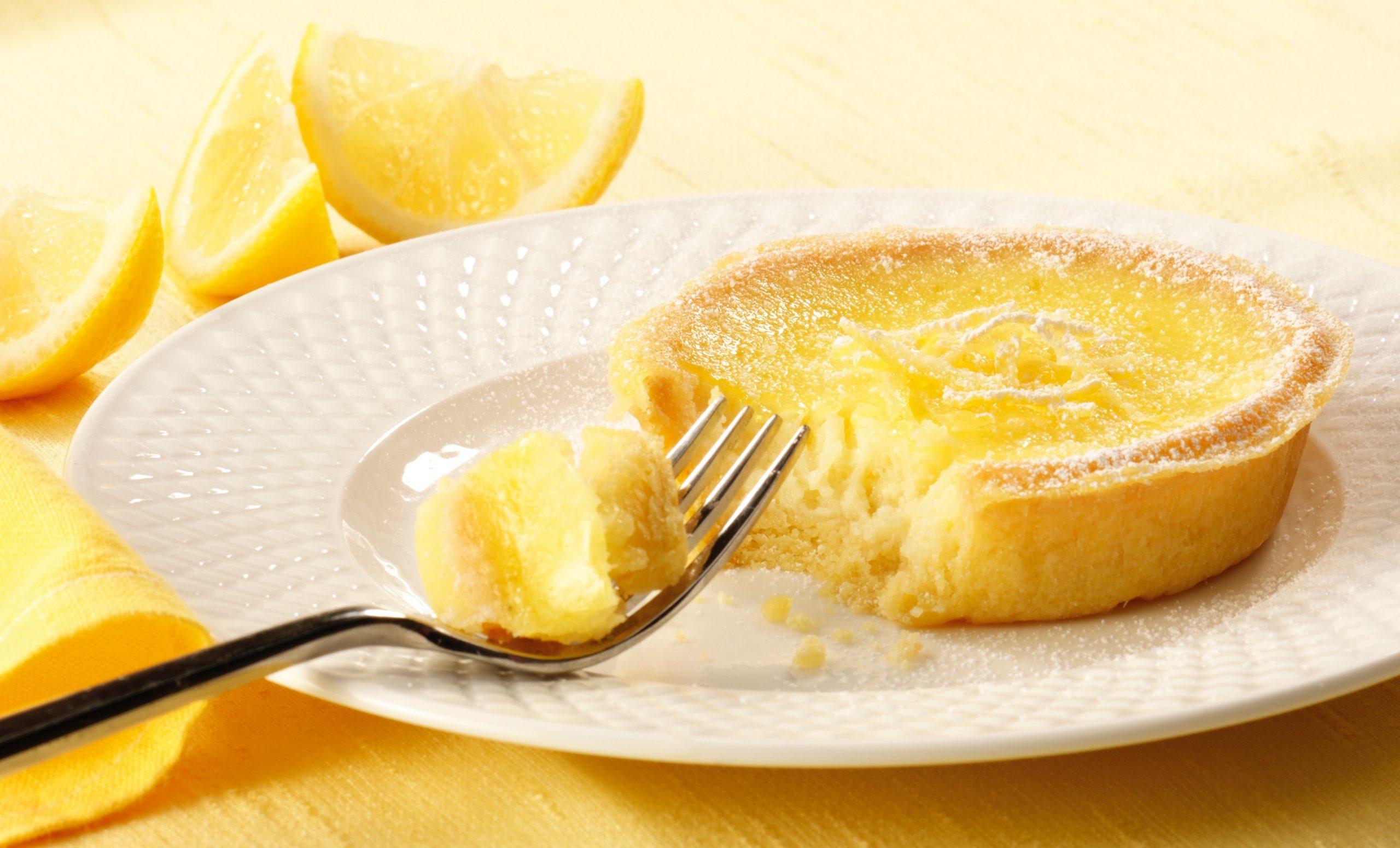 Mini limonine pite