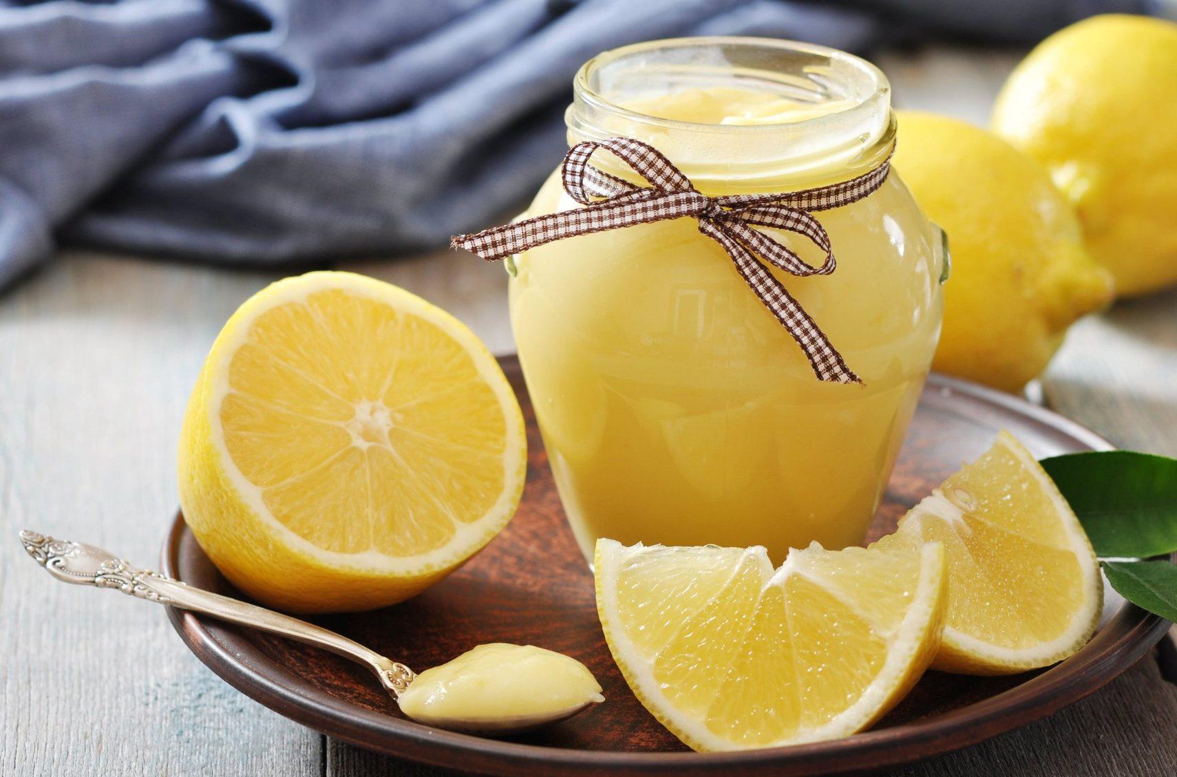 Limonina krema