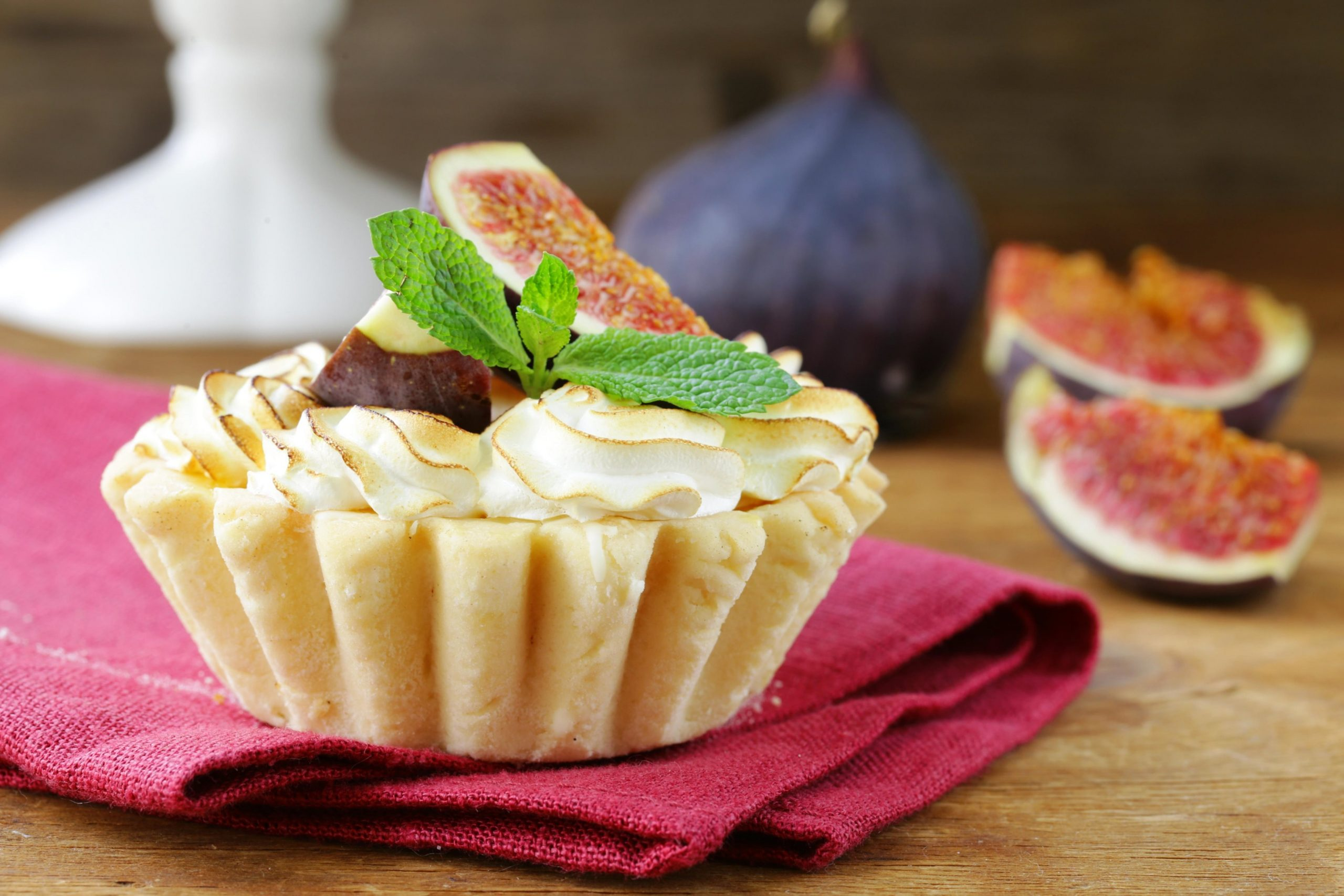 Mini tortice s figami