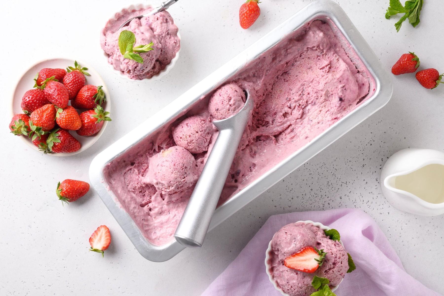 Jagodni sladoled