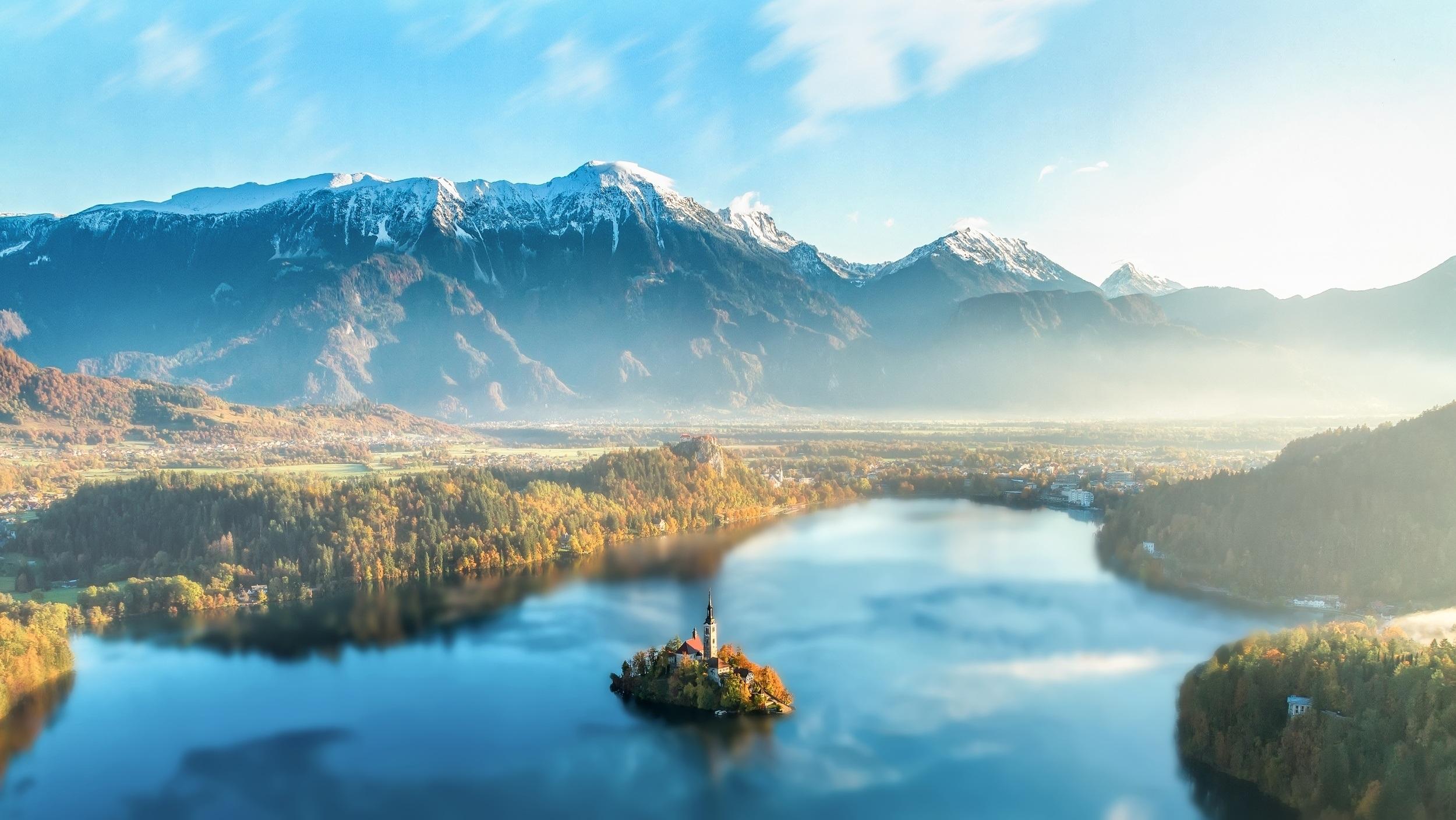 Gorenjska, dežela neskončnih lepot in dobrot