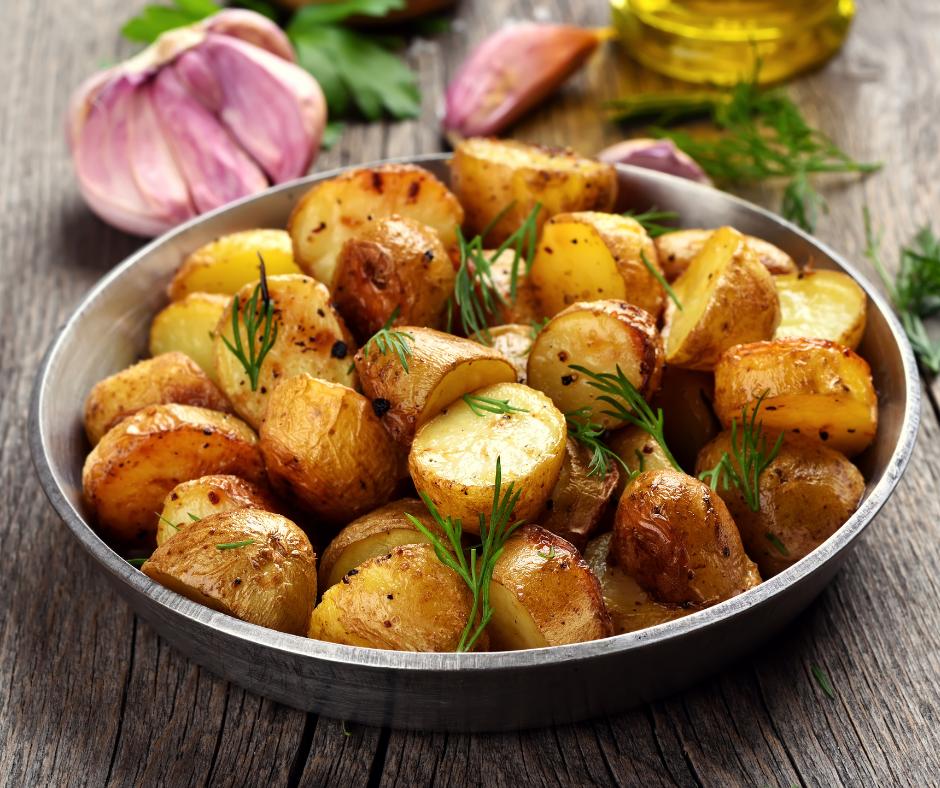 Pečen krompir