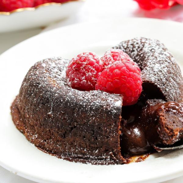 Čokoladna lava tortica