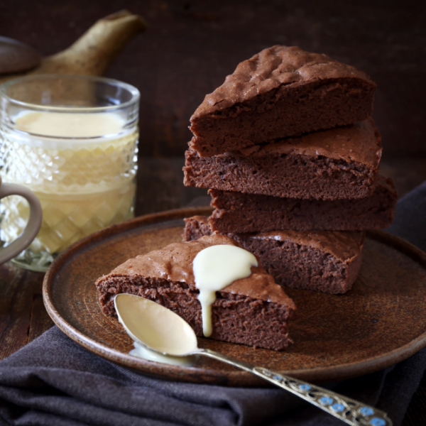 Kladdkaka- švedska čokoladna torta