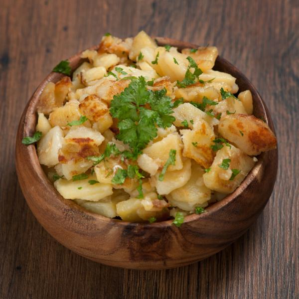 Tenstan ali pražen krompir