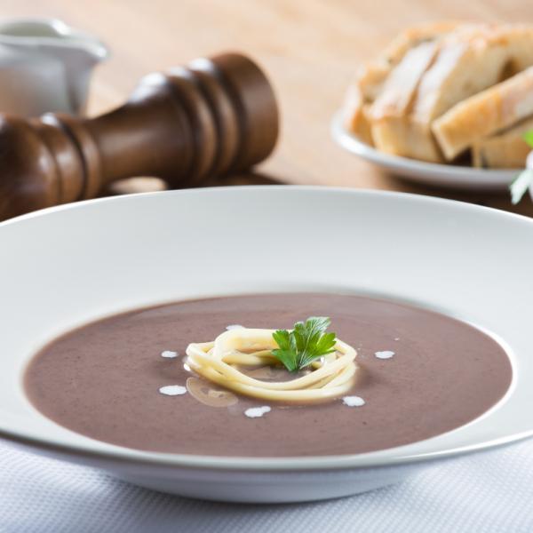 Kremna fižolova juha